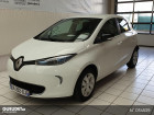 Renault Zoe Life charge normale Type 2 Blanc à Beauvais 60