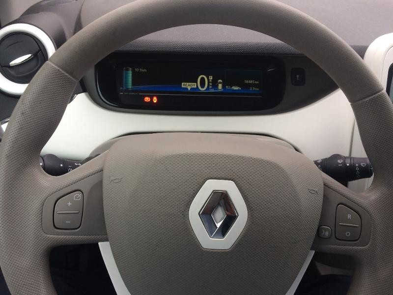 Renault Zoe Life charge normale Blanc occasion à Gaillac - photo n°7