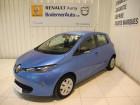 Renault Zoe Life Gamme 2017 Bleu à AURAY 56