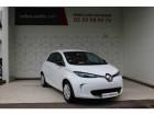 Renault Zoe Life Blanc 2015 - annonce de voiture en vente sur Auto Sélection.com