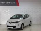 Renault Zoe Life Blanc à BAYONNE 64
