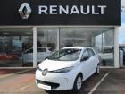 Renault Zoe Life Blanc à PAIMPOL 22