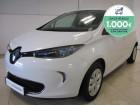 Renault Zoe Life Blanc à CHERBOURG-EN-COTENTIN 50