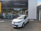 Renault Zoe Life Blanc à CHATEAULIN 29