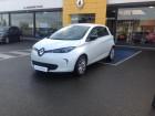 Renault Zoe life Blanc à Vitré 35