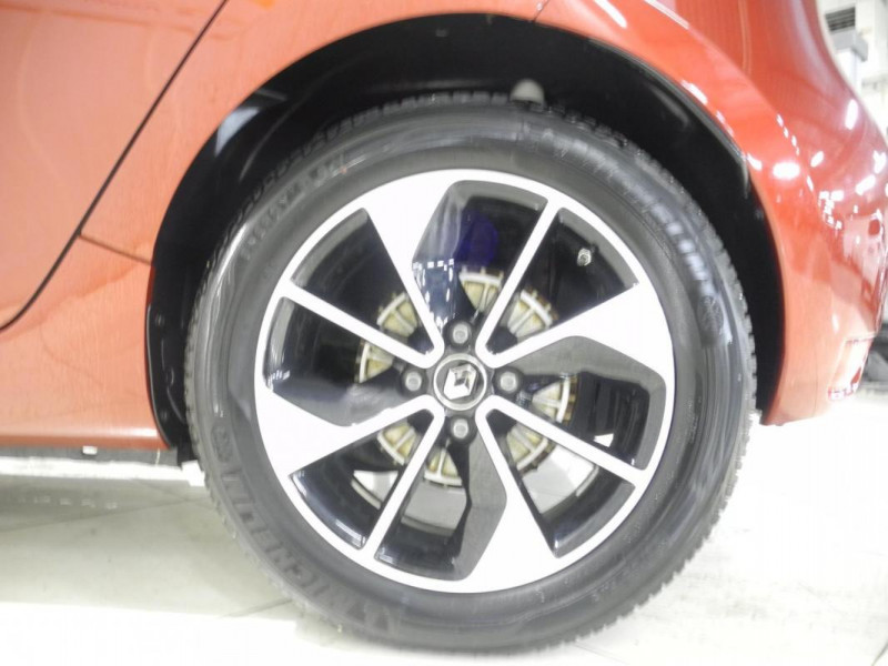 Renault Zoe Q90 Intens Rouge occasion à AURAY - photo n°10