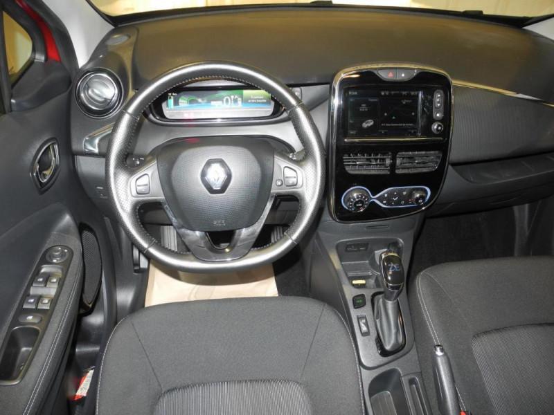 Renault Zoe Q90 Intens Rouge occasion à AURAY - photo n°6