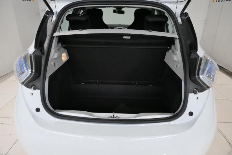 Renault Zoe Q90 Life Blanc occasion à LANNION - photo n°5
