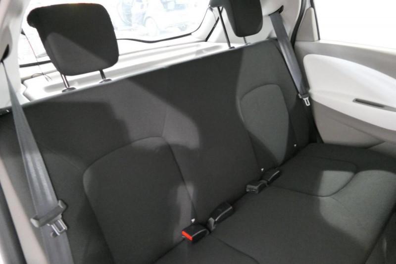 Renault Zoe Q90 Life Blanc occasion à LANNION - photo n°8