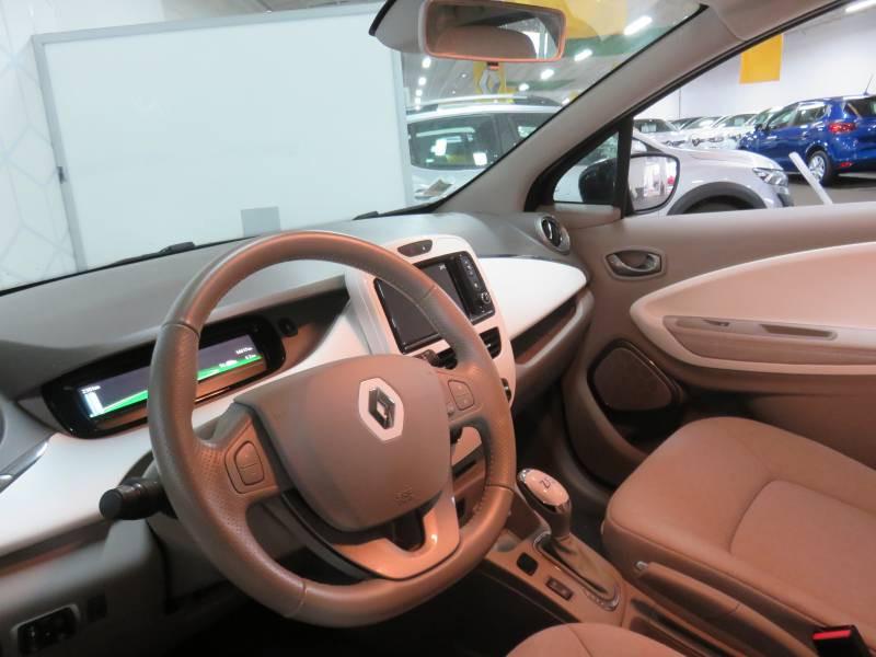 Renault Zoe Q90 Zen Gris occasion à Biarritz - photo n°5