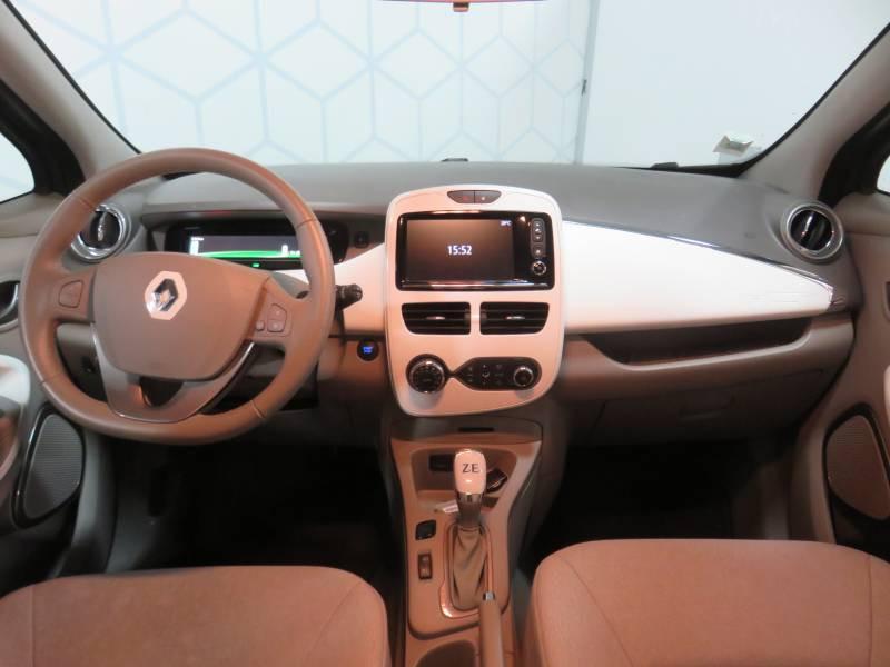 Renault Zoe Q90 Zen Gris occasion à Biarritz - photo n°4