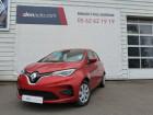 Renault Zoe R110 Achat Intégral Business Rouge à L'Isle-Jourdain 32