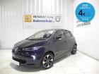 Renault Zoe R110 Intens Violet à AURAY 56