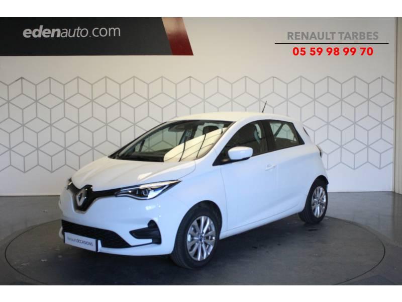 Renault Zoe R110 Zen Blanc occasion à TARBES