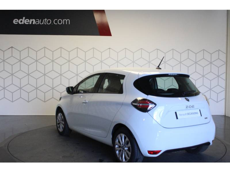 Renault Zoe R110 Zen Blanc occasion à TARBES - photo n°13