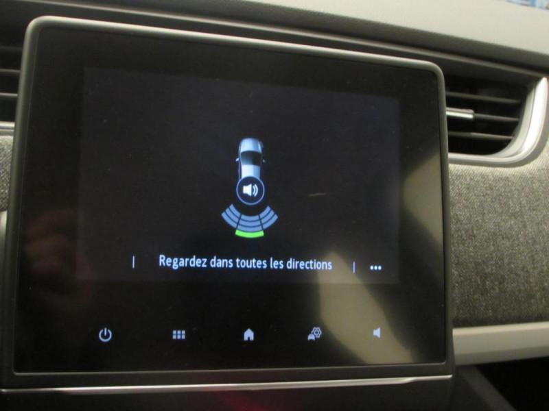 Renault Zoe R110 Zen Blanc occasion à VALFRAMBERT - photo n°10