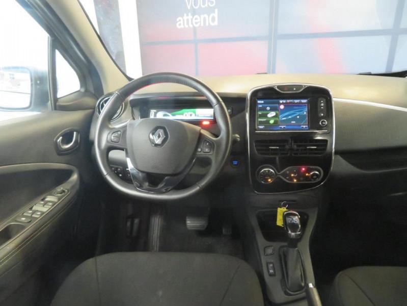 Renault Zoe R90 Business Gris occasion à QUIMPER - photo n°11