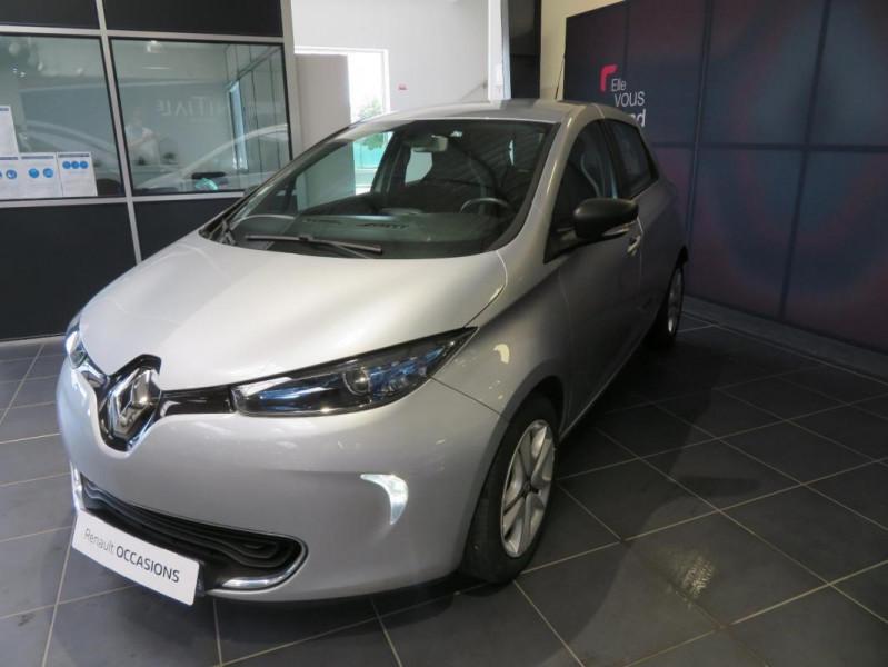 Renault Zoe R90 Business Gris occasion à QUIMPER