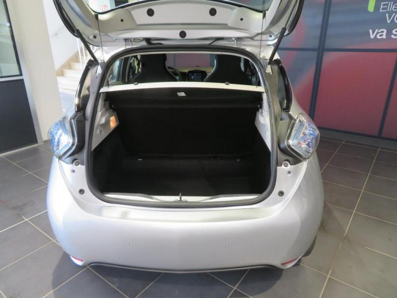 Renault Zoe R90 Business Gris occasion à QUIMPER - photo n°8