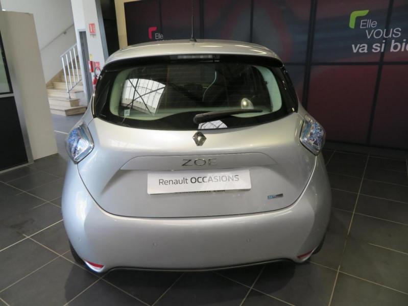 Renault Zoe R90 Business Gris occasion à QUIMPER - photo n°7