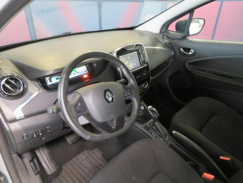 Renault Zoe R90 Business Gris occasion à QUIMPER - photo n°10