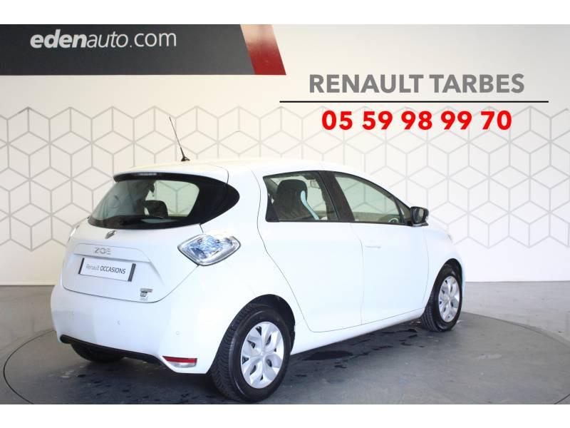 Renault Zoe R90 City Blanc occasion à TARBES - photo n°5