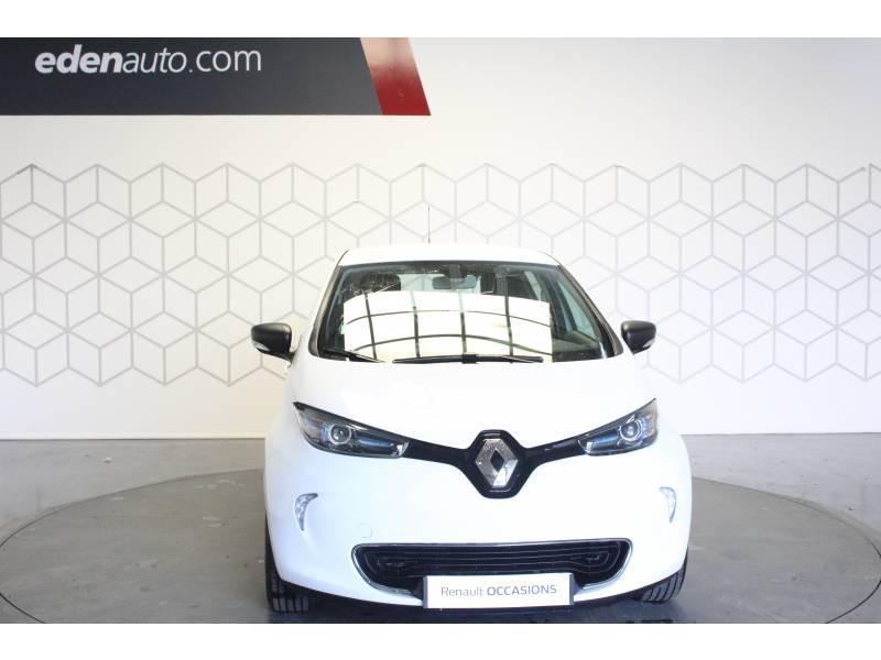 Renault Zoe R90 City Blanc occasion à TARBES - photo n°2