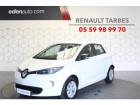 Renault Zoe R90 City Blanc 2018 - annonce de voiture en vente sur Auto Sélection.com