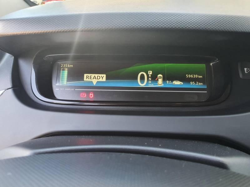 Renault Zoe R90 Intens Blanc occasion à Moncassin - photo n°6