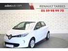 Renault Zoe R90 Life Blanc 2019 - annonce de voiture en vente sur Auto Sélection.com