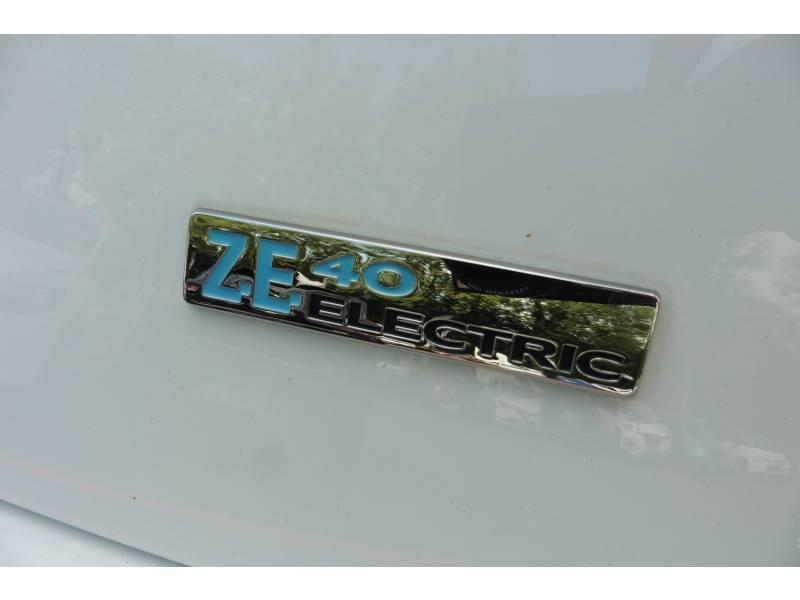 Renault Zoe R90 Life Blanc occasion à Auch - photo n°8