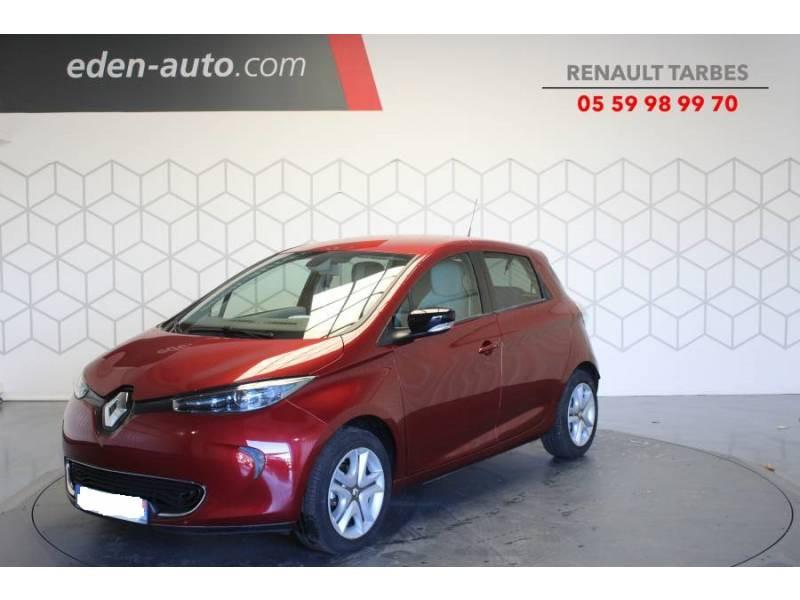 Renault Zoe R90 Zen Rouge occasion à TARBES
