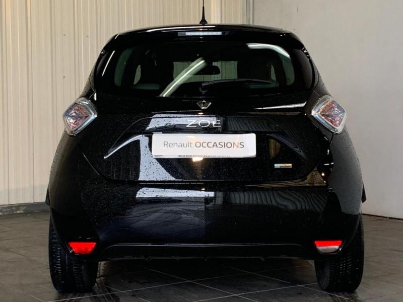 Renault Zoe R90 Zen Noir occasion à CONCARNEAU - photo n°12