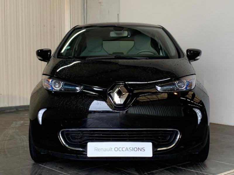 Renault Zoe R90 Zen Noir occasion à CONCARNEAU - photo n°11