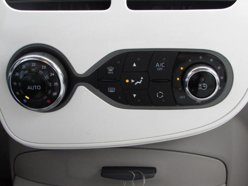 Renault Zoe R90 Zen Gris occasion à VALFRAMBERT - photo n°13