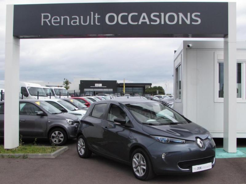 Renault Zoe R90 Zen Gris occasion à VALFRAMBERT