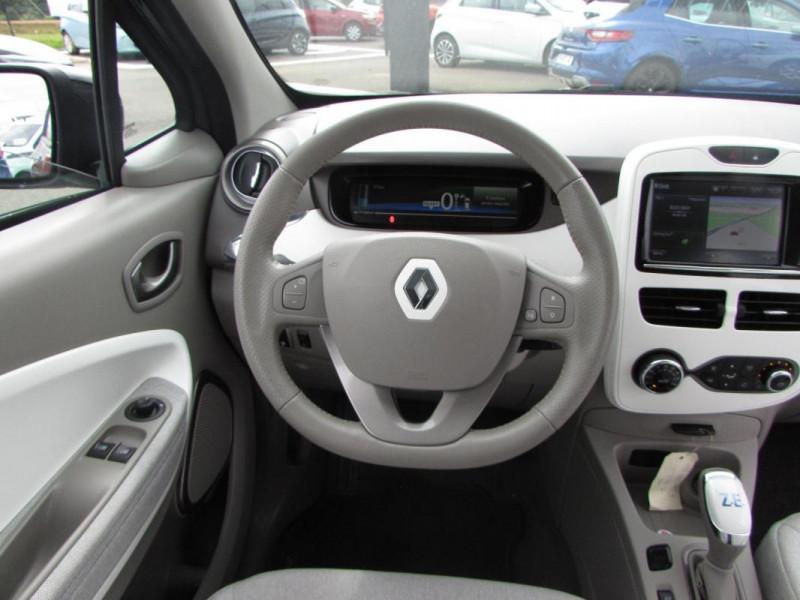 Renault Zoe R90 Zen Gris occasion à VALFRAMBERT - photo n°8