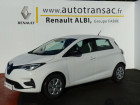 Renault Zoe Team Rugby charge normale R110 Achat Intégral Blanc à Aurillac 15