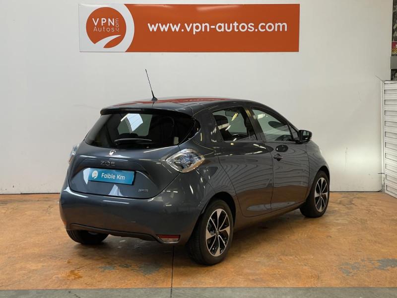 Renault Zoe Z.E. R110 Achat intégral Intens Gris occasion à Labège - photo n°3