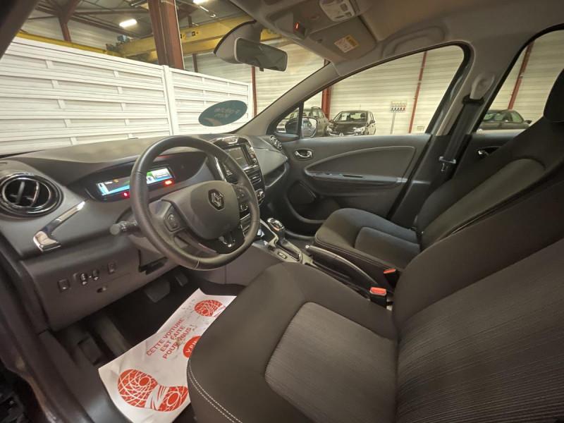 Renault Zoe Z.E. R110 Achat intégral Intens Gris occasion à Labège - photo n°5