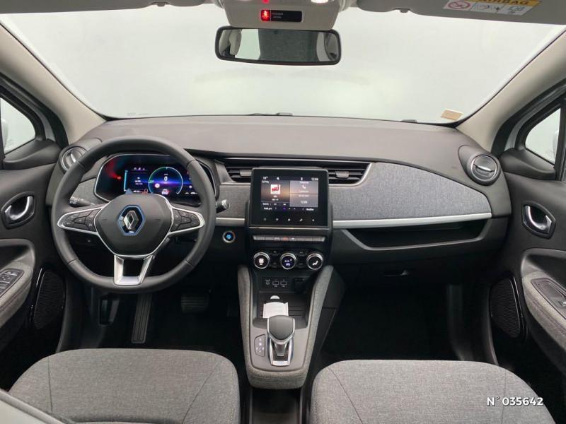 Renault Zoe Zen charge normale R110 Achat Intégral - 20 Blanc occasion à Abbeville - photo n°10