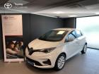 Renault Zoe Zen charge normale R110 Achat Intégral 4cv Blanc 2020 - annonce de voiture en vente sur Auto Sélection.com