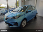 Renault Zoe Zen charge normale R110 Bleu à Clermont 60