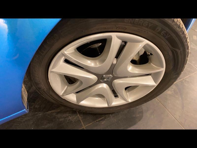 Renault Zoe Zen charge normale R90 Bleu occasion à Aurillac - photo n°12