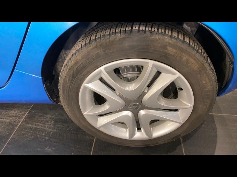 Renault Zoe Zen charge normale R90 Bleu occasion à Aurillac - photo n°15