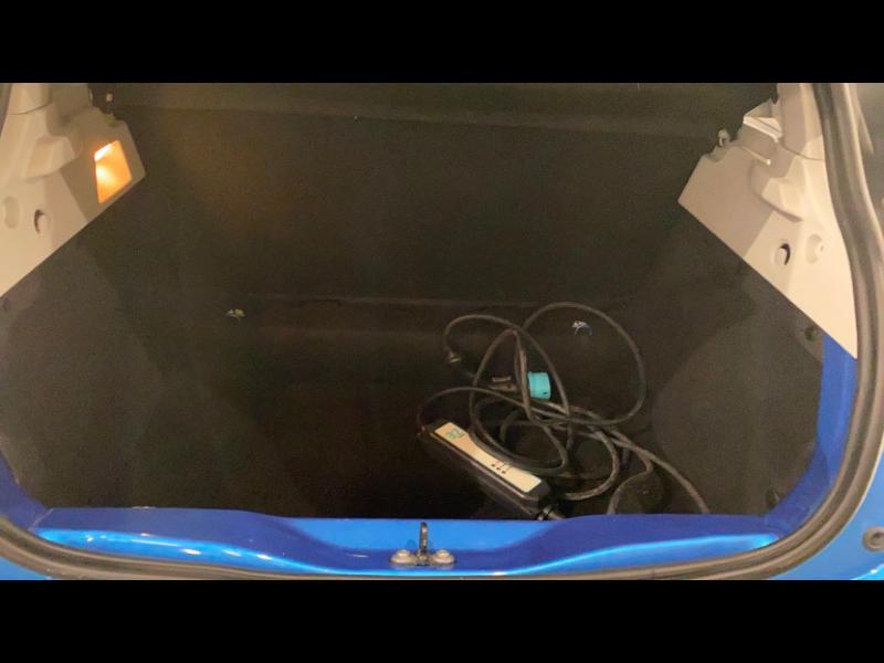 Renault Zoe Zen charge normale R90 Bleu occasion à Aurillac - photo n°9