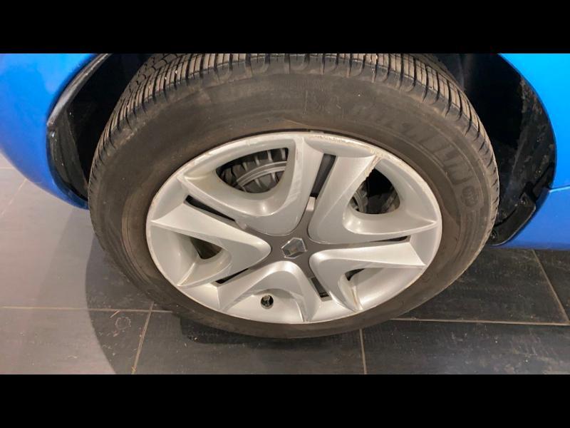 Renault Zoe Zen charge normale R90 Bleu occasion à Aurillac - photo n°14