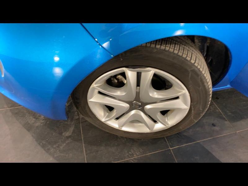Renault Zoe Zen charge normale R90 Bleu occasion à Aurillac - photo n°13