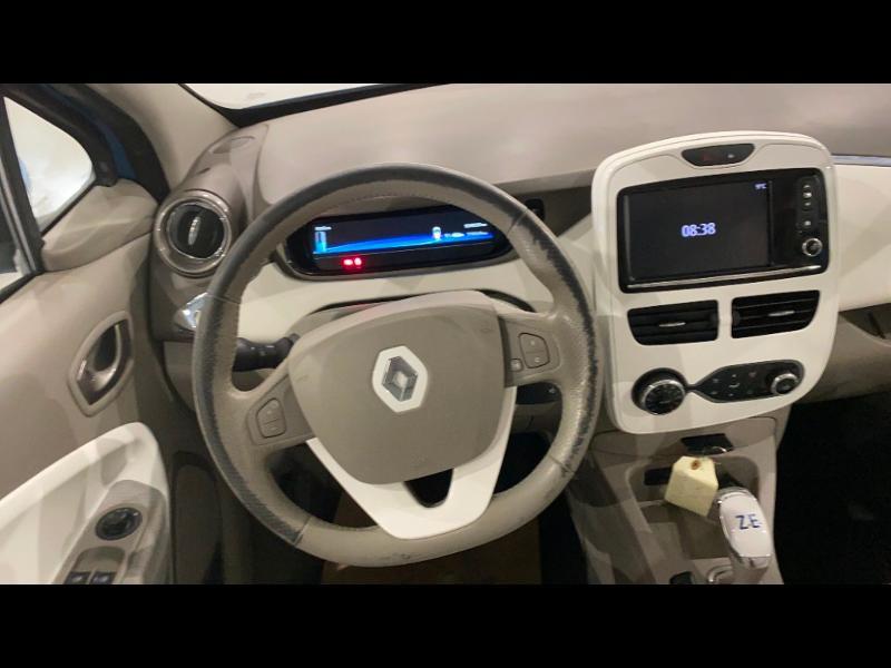Renault Zoe Zen charge normale R90 Bleu occasion à Aurillac - photo n°20
