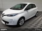 Renault Zoe Zen charge normale R90 Blanc à Seynod 74